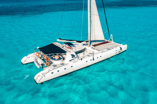 7 - HiRes - Amazing - Isla Mujeres Catamaran Tour - Cancun Sailing